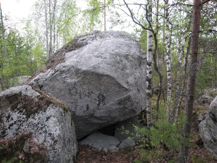Pikkusuon kivet