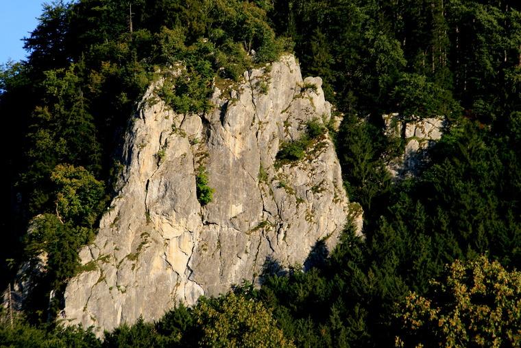 Kastlwand Westwand