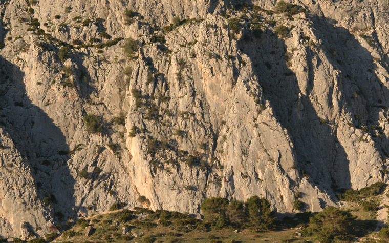 Escalera Suiza - Left side