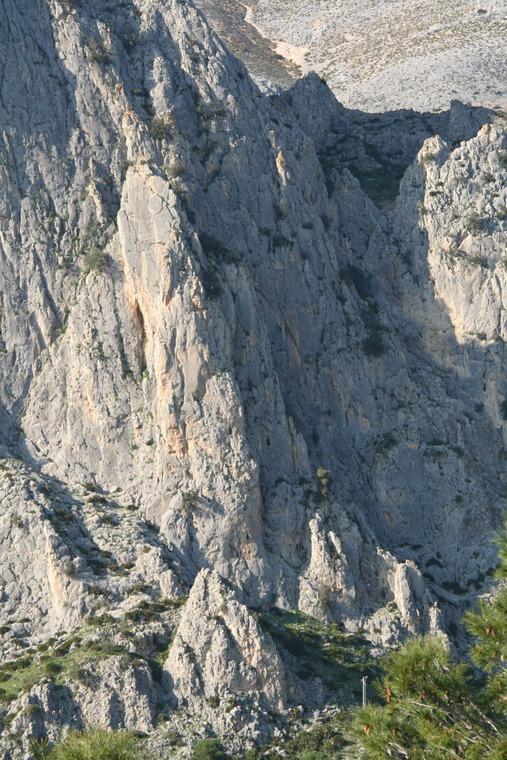 Escalera Suiza - right side