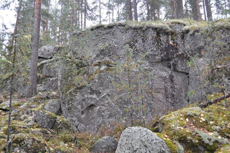 Upper wall