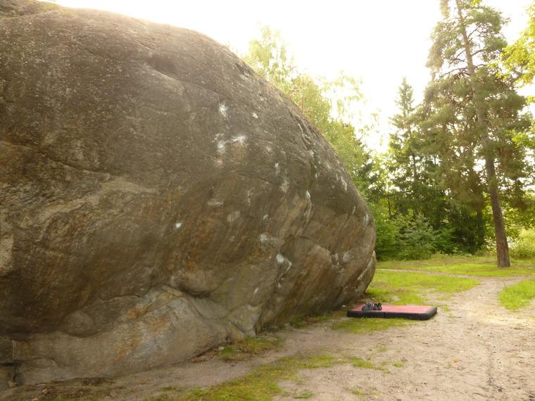 Farsta Strands-bouldern