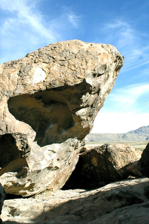 Lower Lost Boulders