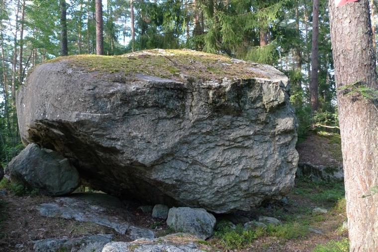 Stora blocket, Farbrorblocket & Träskblocket