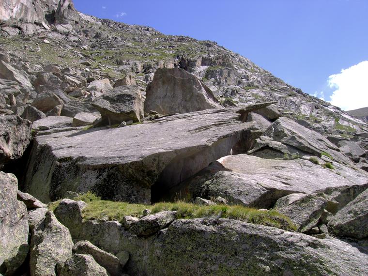 The Flake Boulder
