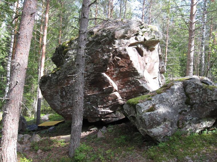 Tampereen hienoin kivi