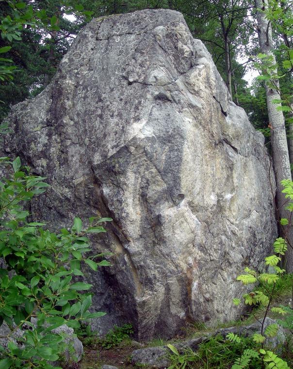 Hämärä Homma-kivi