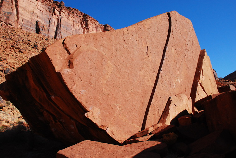 Big Bend Boulders