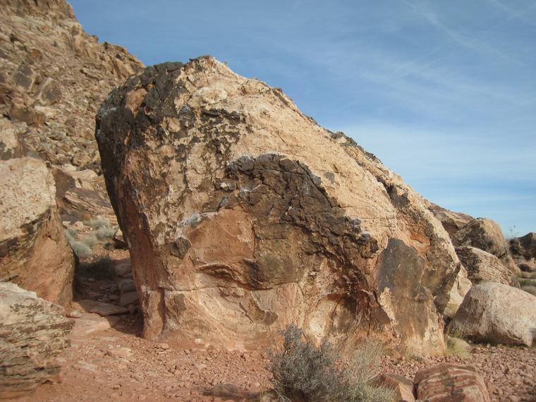 Wolfgang Gullich Memorial Boulder