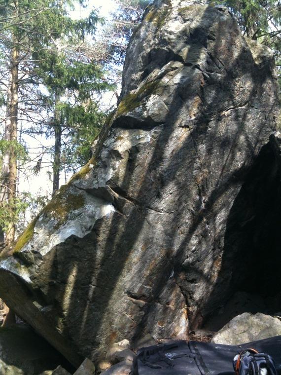 Ängbyplans Boulder