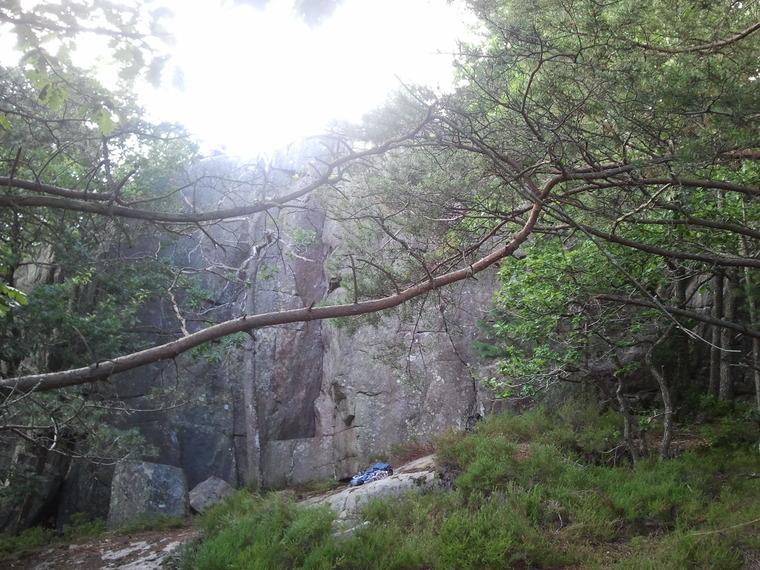 Över Övre Hylteberget
