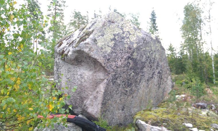 Pienempi kivi