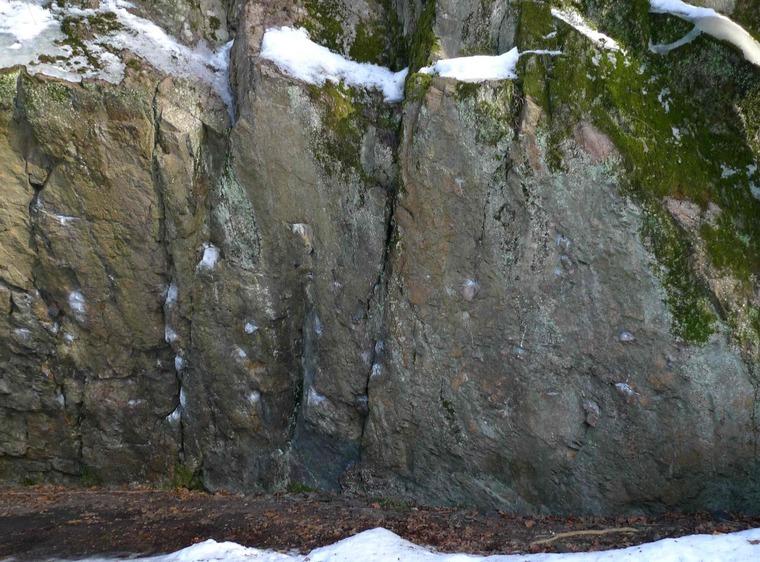 """Boulder - """"Väggen"""""""