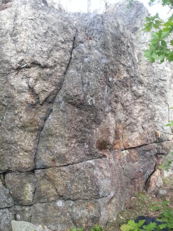 Smedsbacken väggen