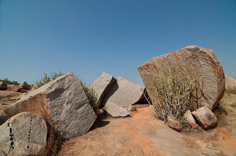 Egg Boulders