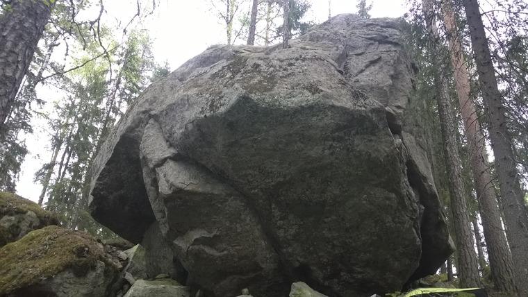 Limbokivi (se isoin niistä)