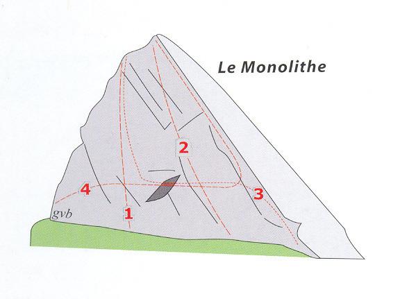 Le Plateau du Monolithe