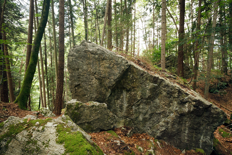 Boulders