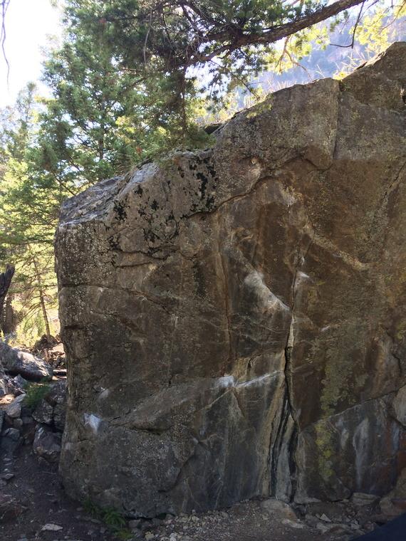 Boulder #1