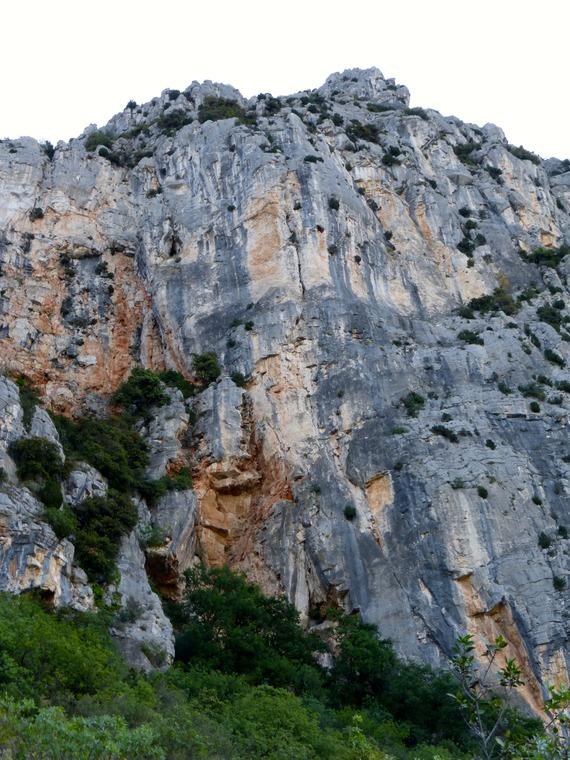 Grotte du Péril Jaune