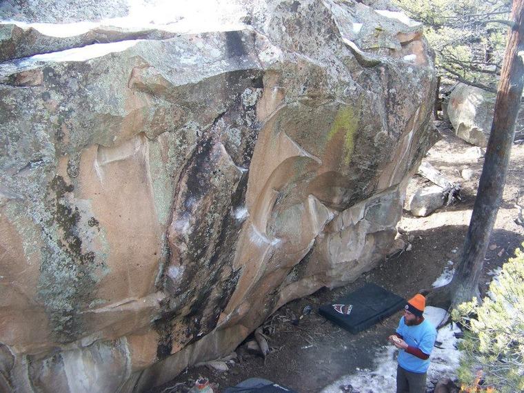Homestead Boulder