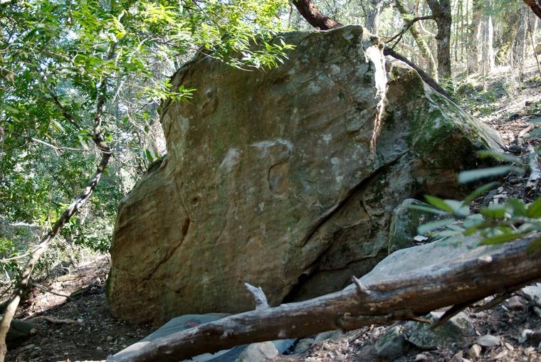 Indian rock(boulders)
