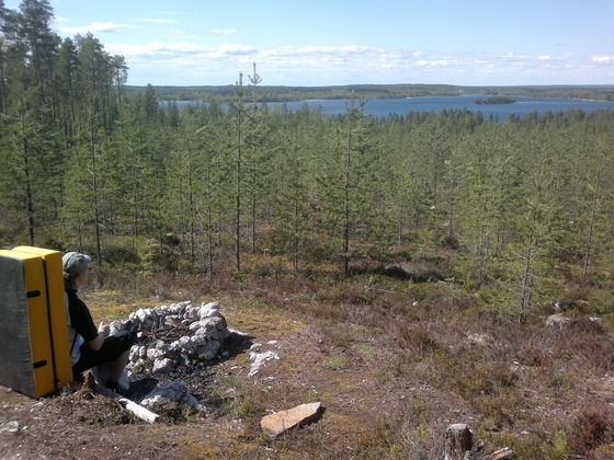 Expedition in Kainuu