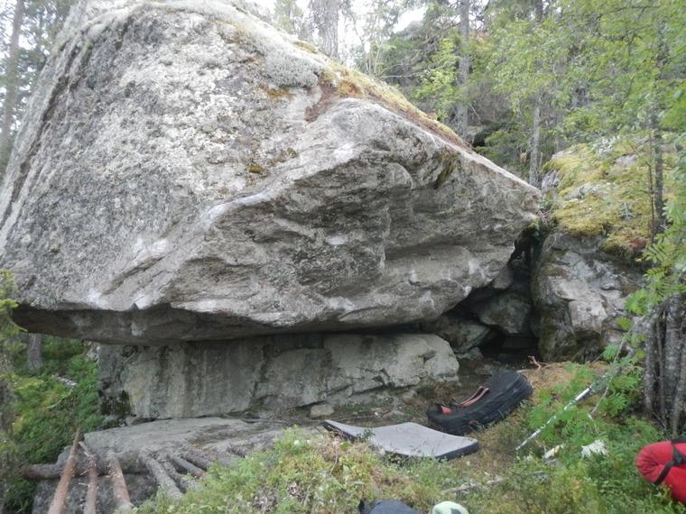 Lilla stenen (Huvudsektor)