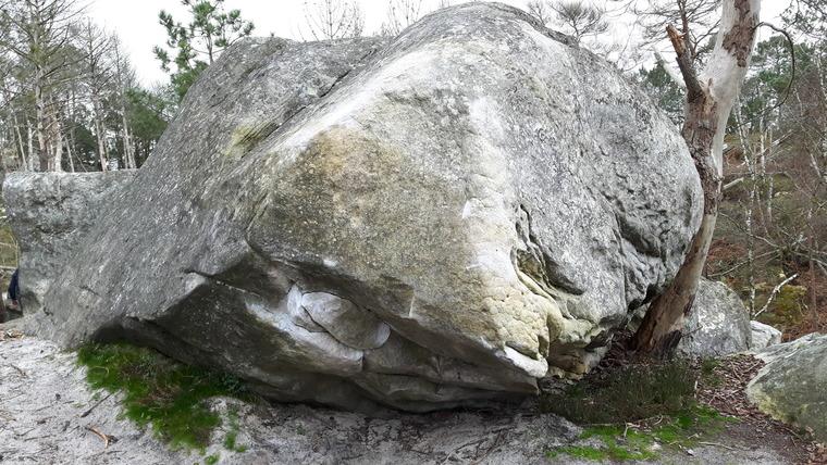 La Fissure de la Grand-Mère