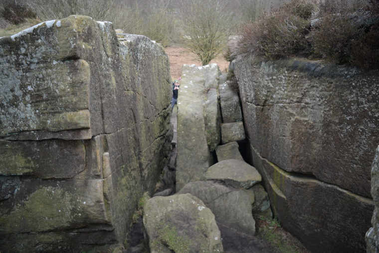 Car Park Boulders (Pommel Area)
