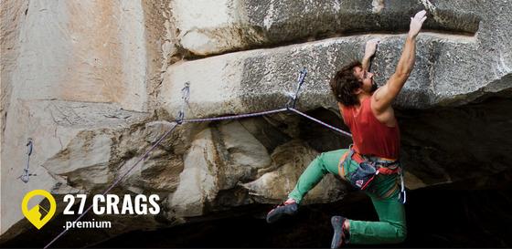 27 Crags .premium - the complete climbing guidebook