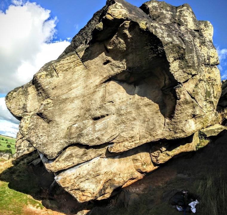 The Virgin Boulder