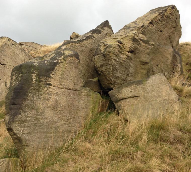 Silent Boulder