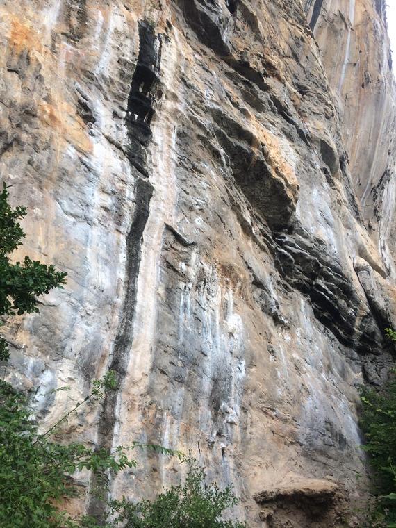 Tyrolean Wall