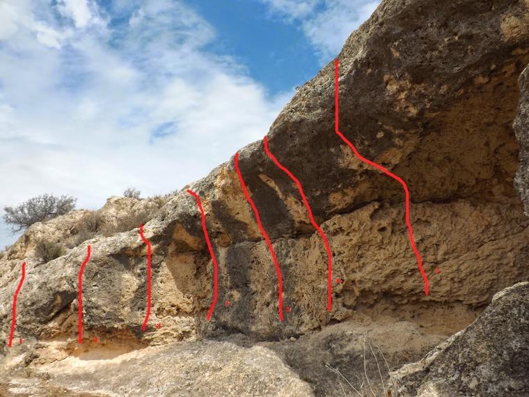 La cueva Tapada