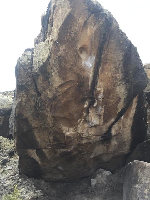 Cretaceous Boulder