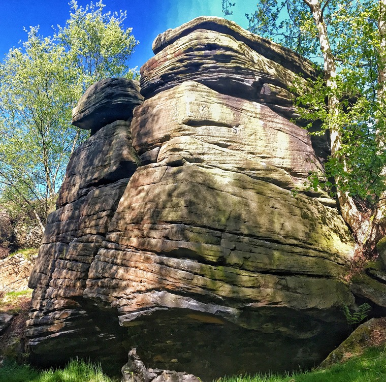Woodstock Buttress