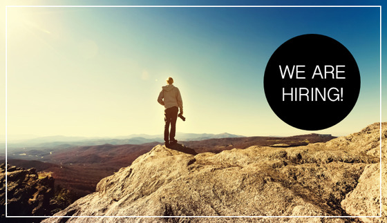 27 Crags is hiring! Your dream job is right here!