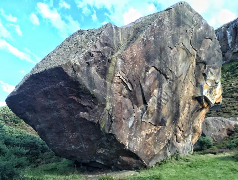 Barry the Boulder