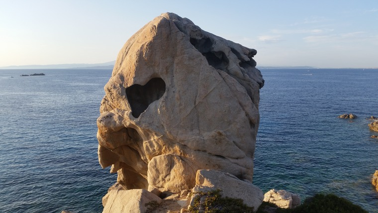 The Lone Boulder