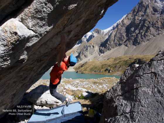 Hard ascents in 27 Crags - Featuring Nils Favre