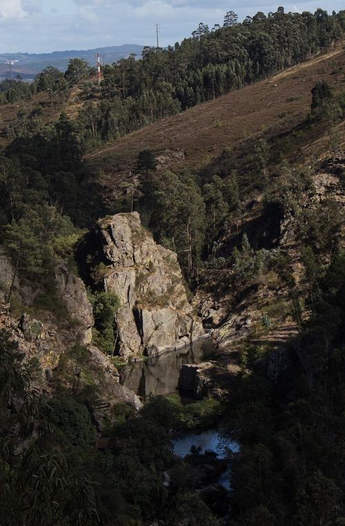 Sector Fraga do Castelo - Face do rio