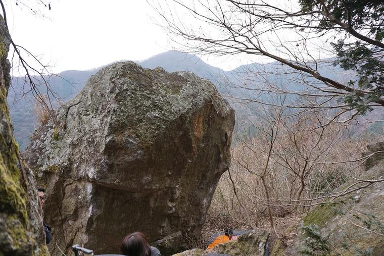 Sunset Boulder