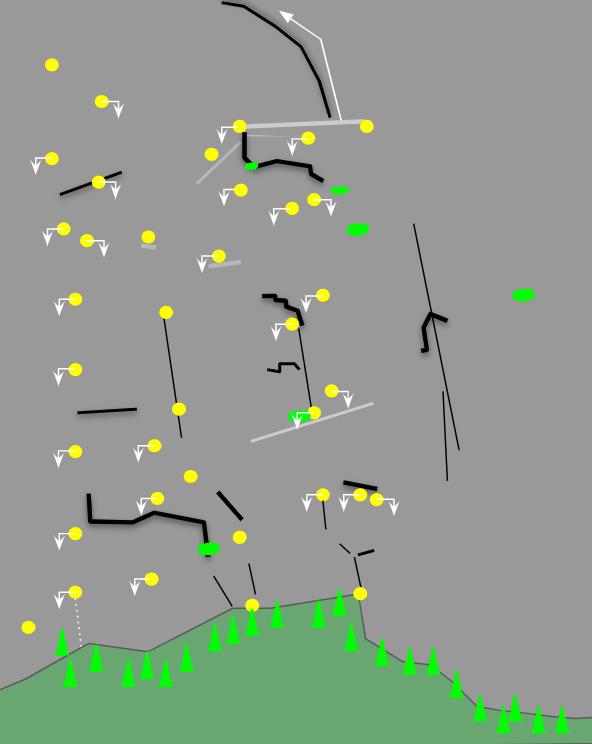 Haegefjell, right