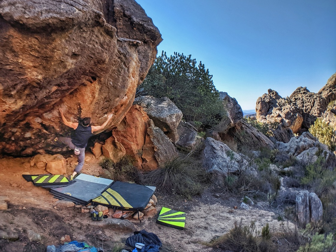 Bouldering in Rocklands, South Africa | Guidebook and Destination Info