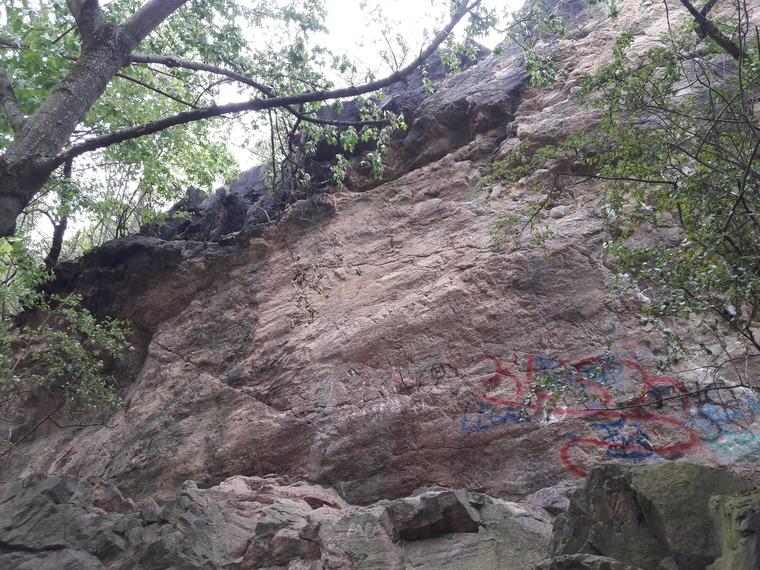 Alpine Trainingswand