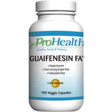 Prohealth Guaifenesin FA